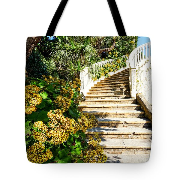 Bienvenue Tote Bag
