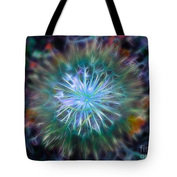Big Bang Tote Bag by Stuart Turnbull