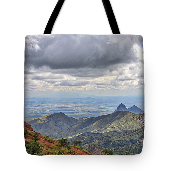 Big Bend National Park Tote Bag by Jill Smith
