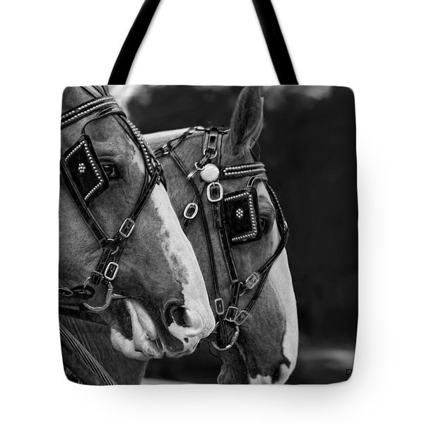 Big Boys Tote Bag by Denise Romano