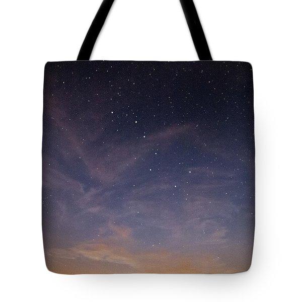 Big Dipper Tote Bag by Davorin Mance