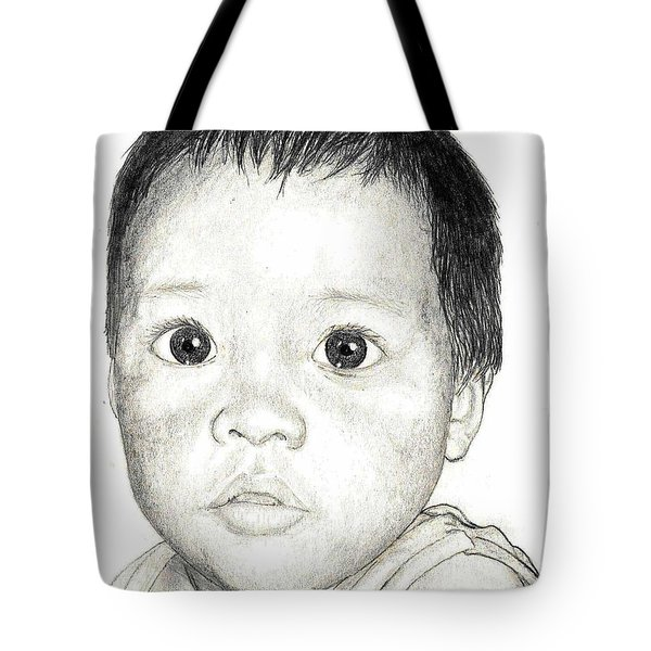 Big Eyes Tote Bag