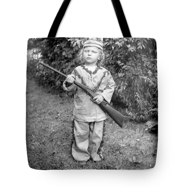 Big Gun Tote Bag