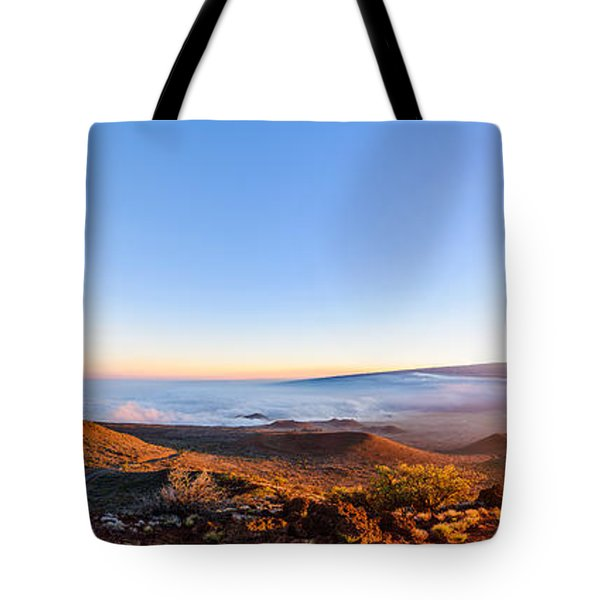Big Island Sunset 2 Tote Bag
