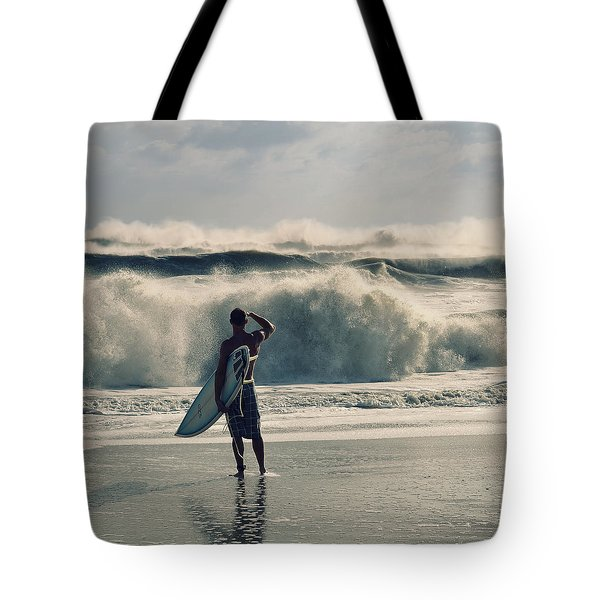 Big Kahuna Tote Bag by Laura Fasulo