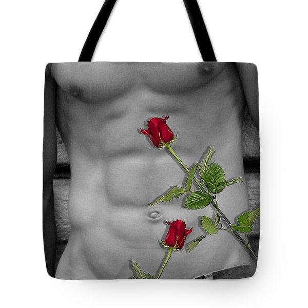 Big Love  Tote Bag by Mark Ashkenazi