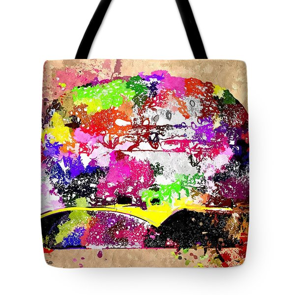 Big Mac Tote Bag