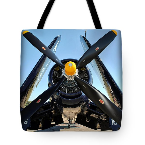 Big Prop Tote Bag