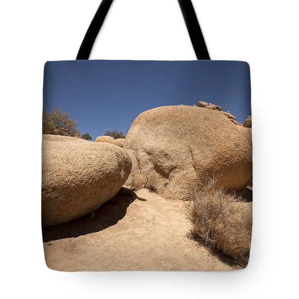 Big Rock Tote Bag by Amanda Barcon
