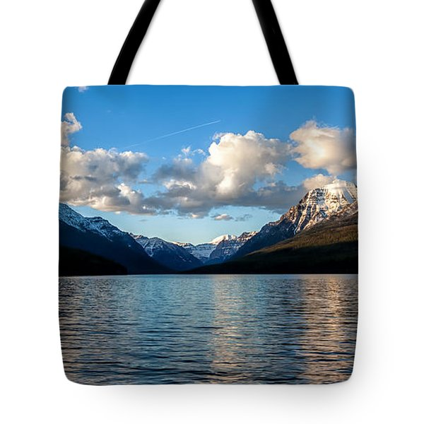 Tote Bag featuring the photograph Big Sky by Aaron Aldrich