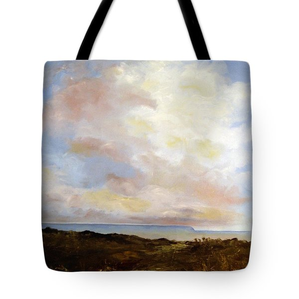Big Sky Country Tote Bag by Lee Piper