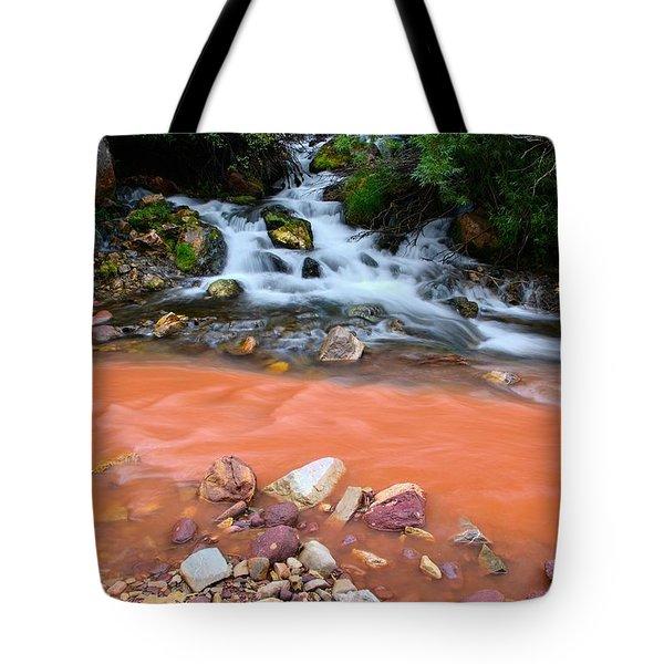 Big Spring Tote Bag