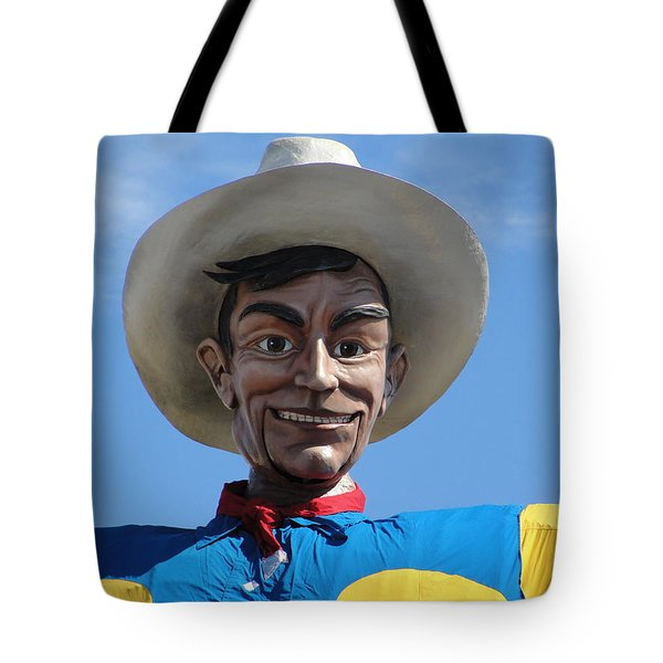 Big Tex Tote Bag