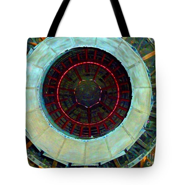 Tote Bag featuring the photograph Bight Jet by Sally Simon