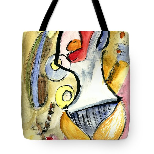 Bikini Beach Tote Bag