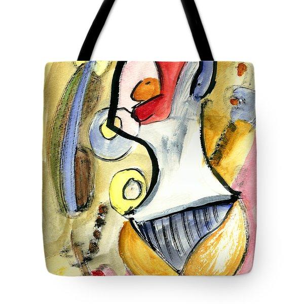 Bikini Beach Tote Bag by Stephen Lucas