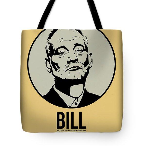 Bill Poster 1 Tote Bag