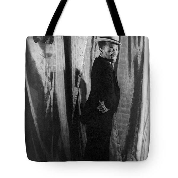 Bill Robinson (1878-1949) Tote Bag