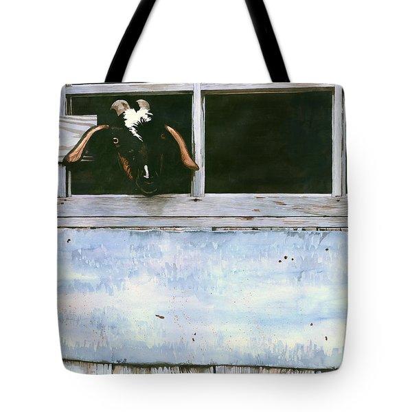 Bill's Goat Tote Bag