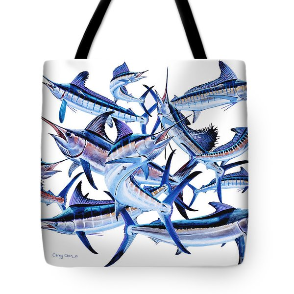Bills Off0044 Tote Bag by Carey Chen