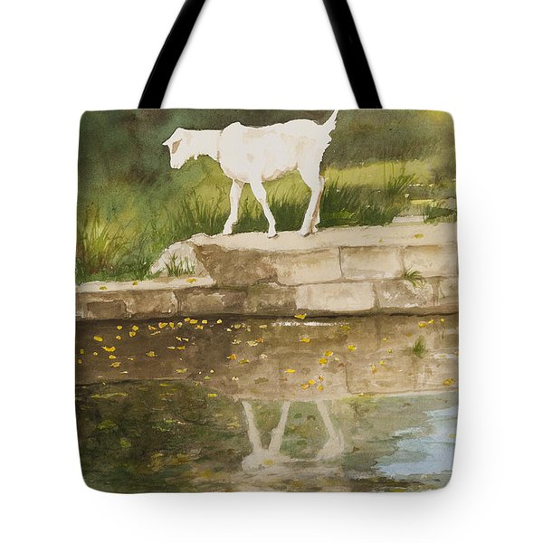 Billy The Kid Tote Bag by Carla Dabney