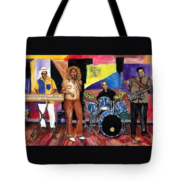 Billy's World Tote Bag