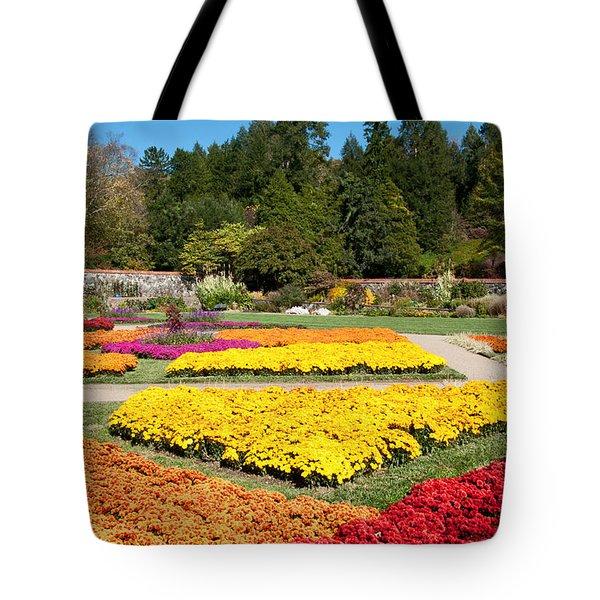 Biltmore Gardens  Tote Bag by Lynn Bauer