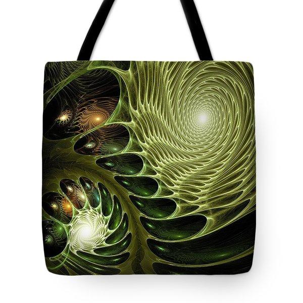 Bio Tote Bag by Anastasiya Malakhova