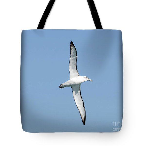 Arbornos Flying In New Zealand Tote Bag