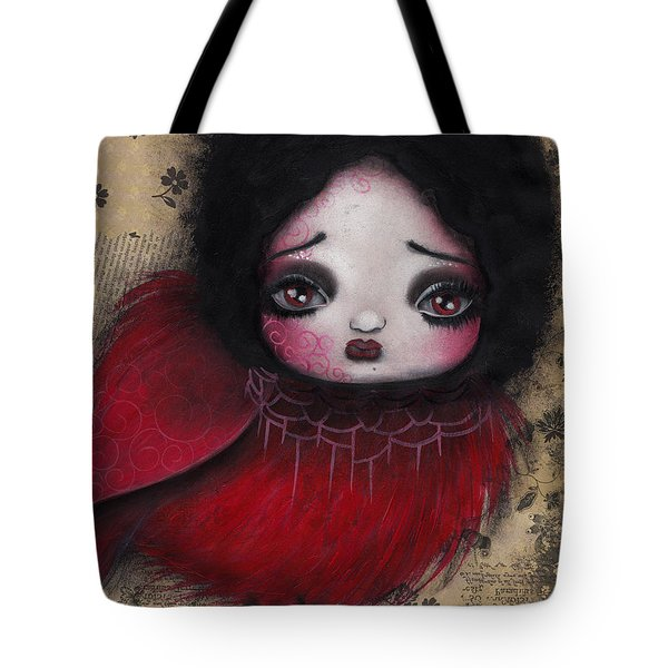 Bird Girl #1 Tote Bag