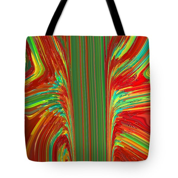 Bird Of Paradise I  C2014 Tote Bag