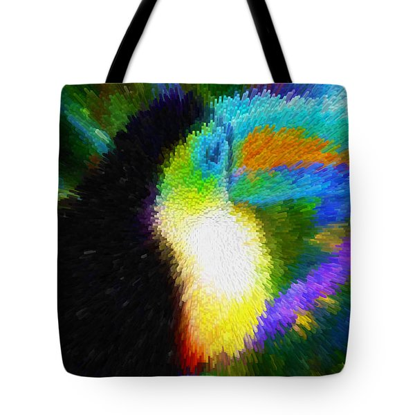 Bird On Branch Tote Bag by Lanjee Chee