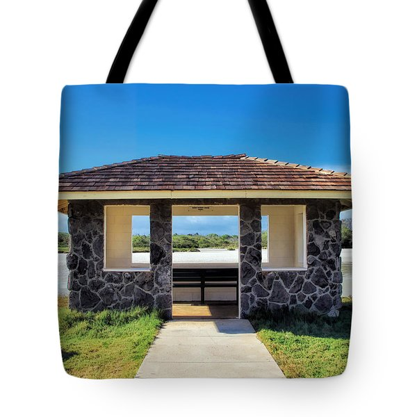 Tote Bag featuring the photograph Bird Sanctuary 2 by Dawn Eshelman