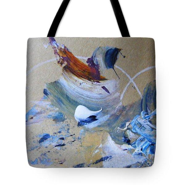 Bird Song Tote Bag by Nancy Kane Chapman