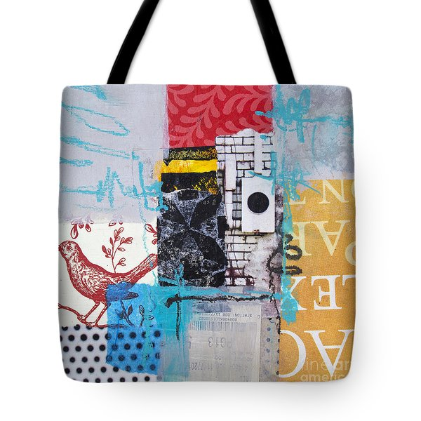 Bird's Song Tote Bag