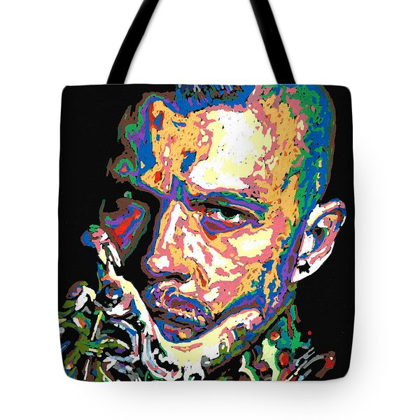 Birdzilla Tote Bag