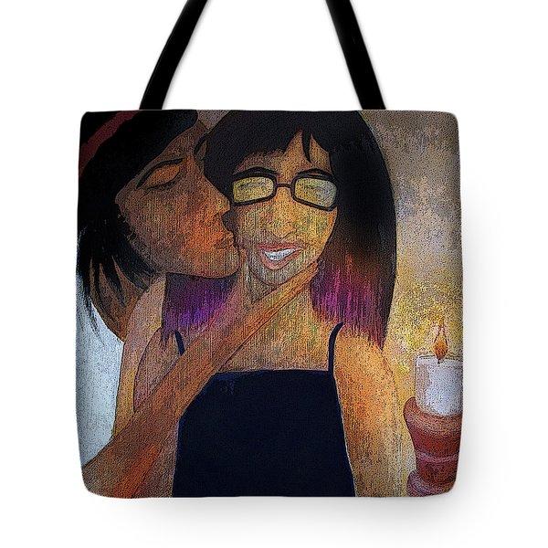Birrthday Girl Tote Bag