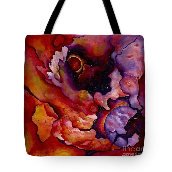Birth Of A New World Tote Bag