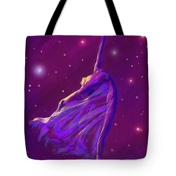 Birth Of The Cosmos Tote Bag