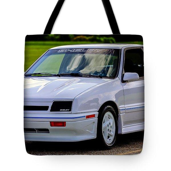 Birthday Car 01 Tote Bag