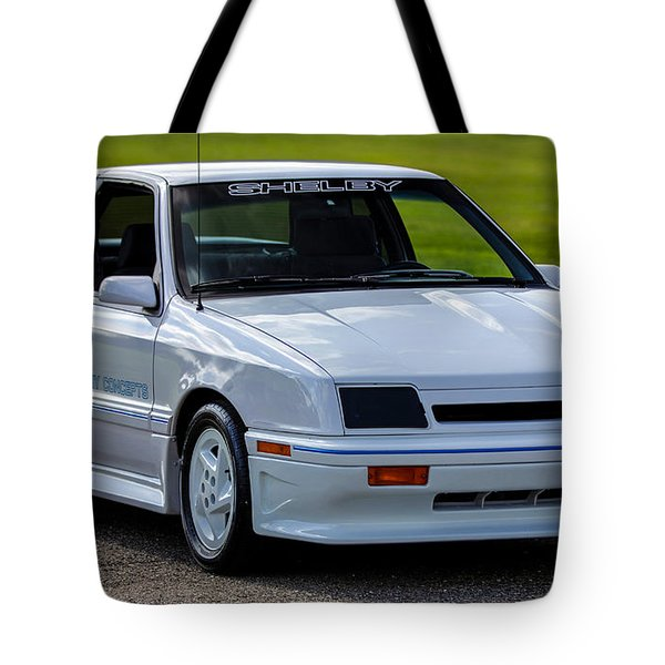 Birthday Car 04 Tote Bag