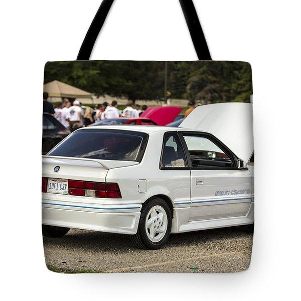Birthday Car 06 Tote Bag