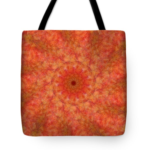 Birthing Mandala 17 Tote Bag