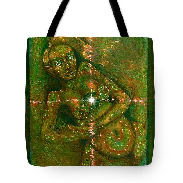 Birthing Pangs Tote Bag