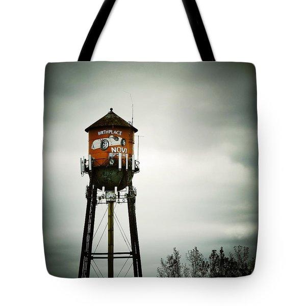 Birthplace Novi Special Tote Bag