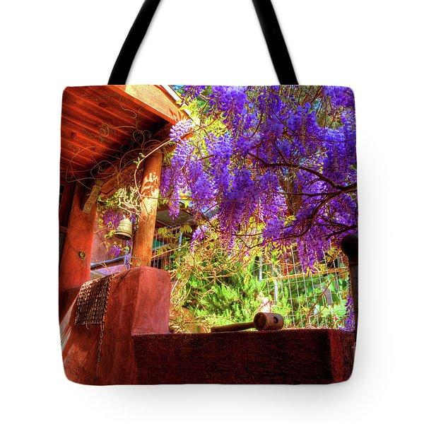 Bisbee Artist Home Tote Bag