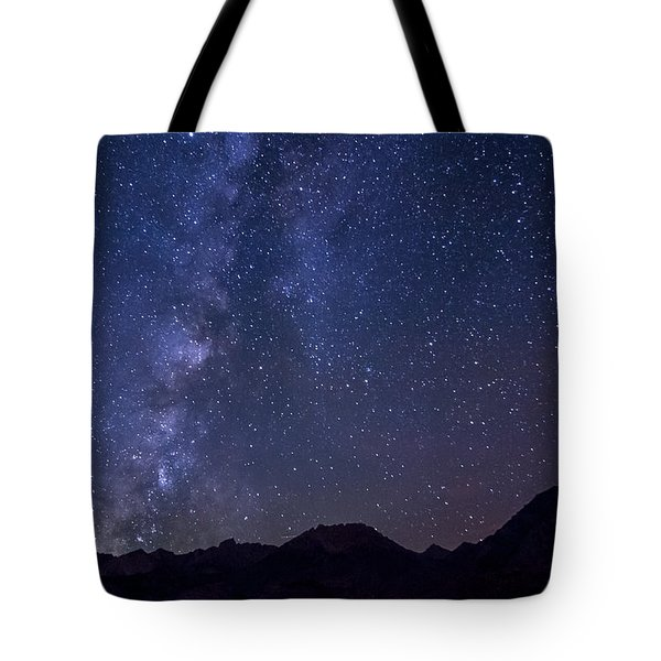 Bishop At Night Tote Bag by Cat Connor