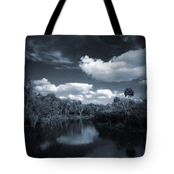 Bishop Harbor Tote Bag by Phil Penne