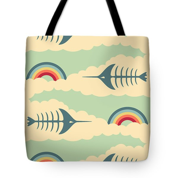 Bittersweet - Pattern Tote Bag