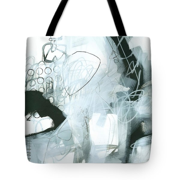Black And White #1 Tote Bag